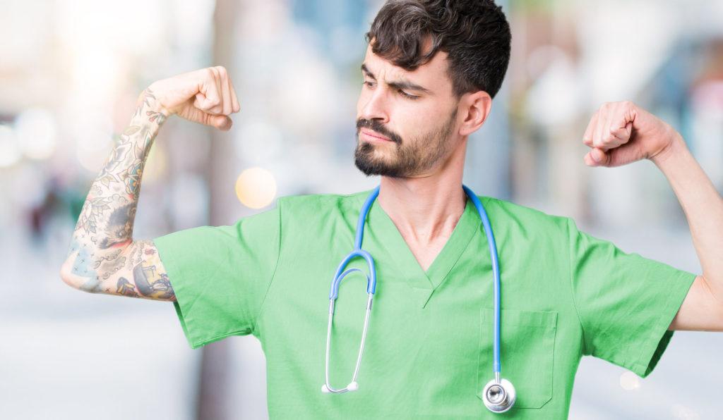 Pflegedienst Job