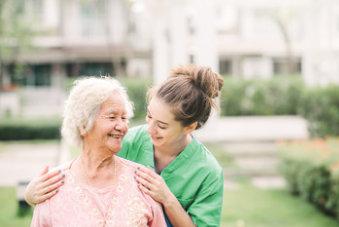 Pflegedienst Betreuung Hilfe